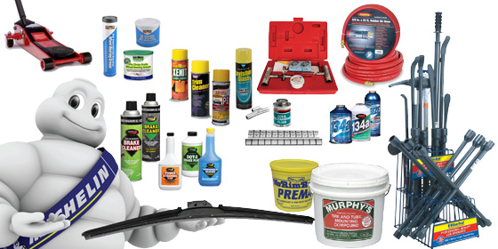 TOOLS, EQUIPMENT & SHOP SUPPLIES