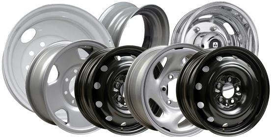 Wheel, Rim & Tire